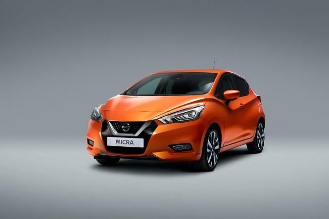 Oto nowy Nissan Micra!