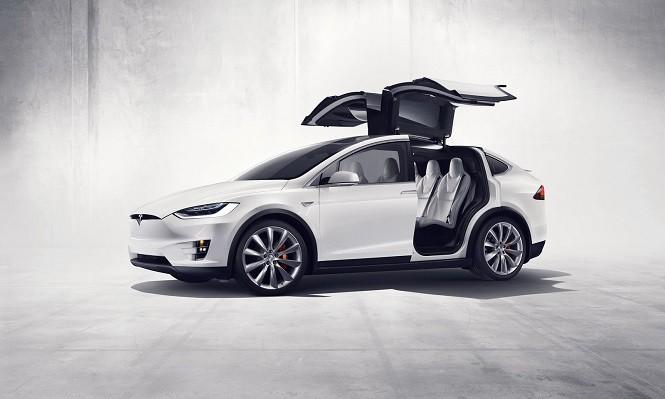Tesla Model X to drugie najlepiej sprzedające się auto w Norwegii