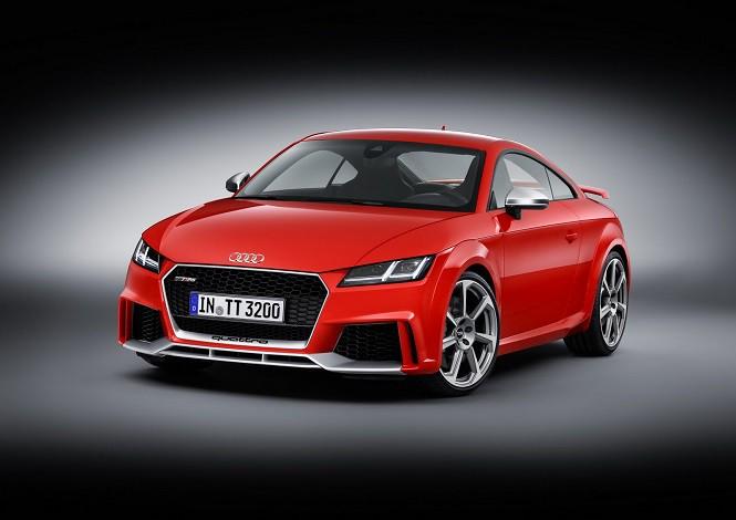 Znamy cenę nowego Audi TT RS