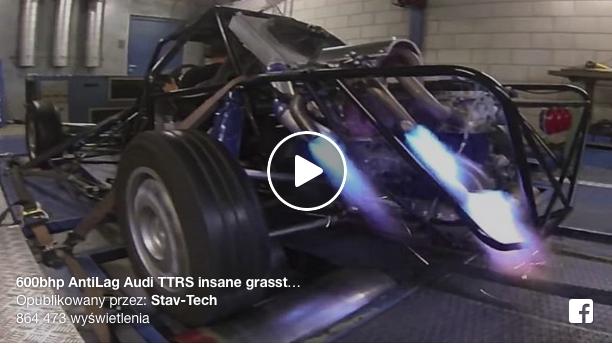 Eargasm #13: wyścigówka z silnikiem od Audi TT RS – dźwięki wojny