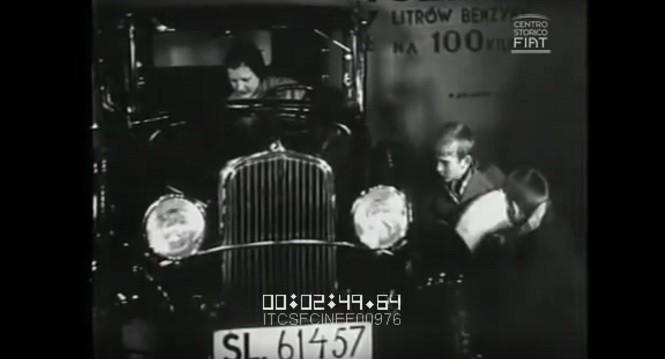 Jak kiedyś reklamowano samochody?
