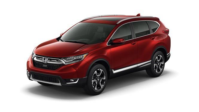 Nowa Honda CR-V zadebiutowała w USA