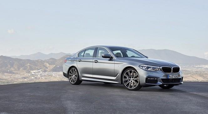 Oto nowe BMW Serii 5!