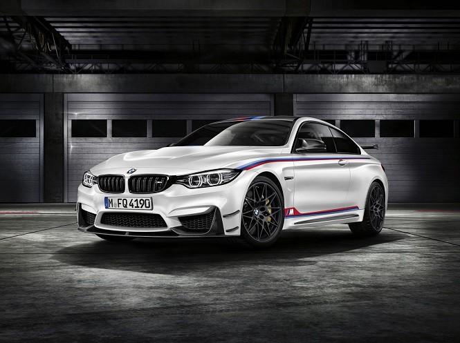 BMW M4 DTM Champion Edition: podejście drugie