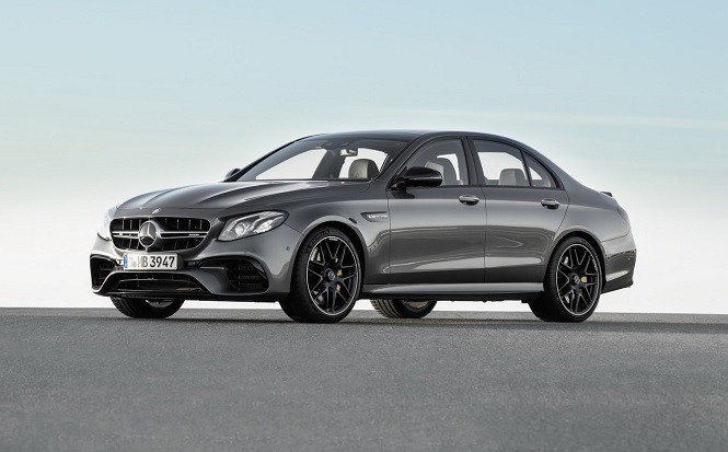 Nowy Mercedes-AMG E63: tylko z napędem na wszystkie koła