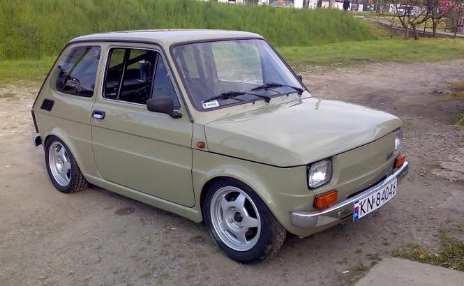 Fiat 126p Maluch - Długowieczny maluch - Klasyki