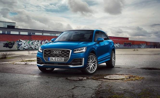 Audi Q2: ceny startują od 104 100 zł