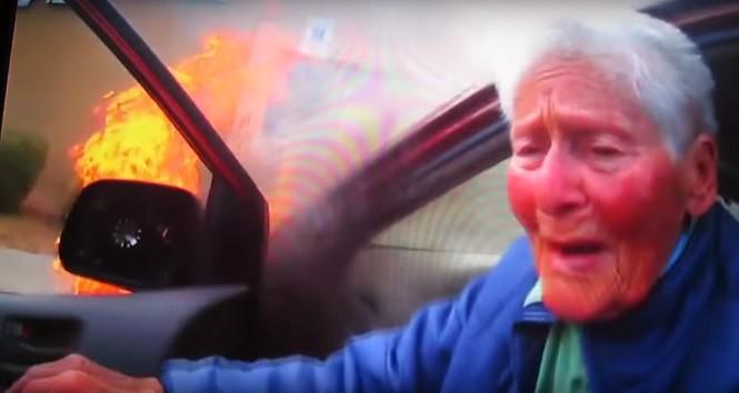 Oto dowód na to, że starzy ludzie nie powinni prowadzić aut