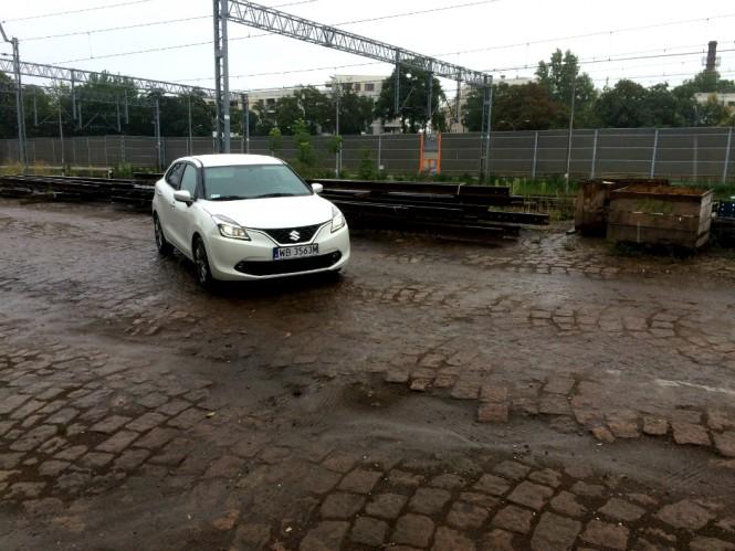 Das Auto: test Suzuki Baleno