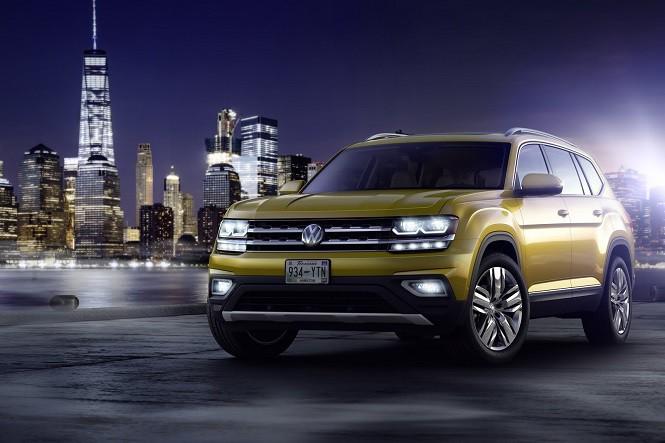 Volkswagen Atlas: większy brat Touarega