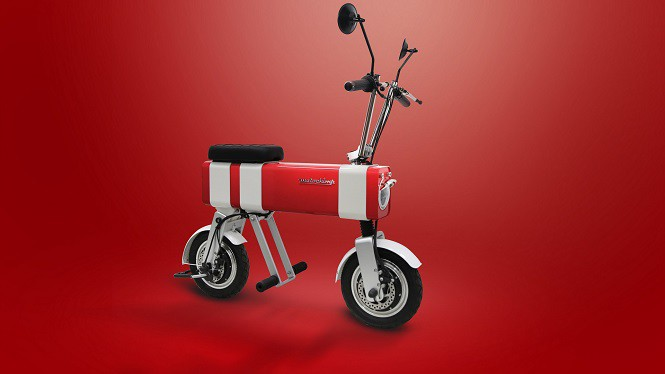 Motochimp: elektryczny skuter do miasta