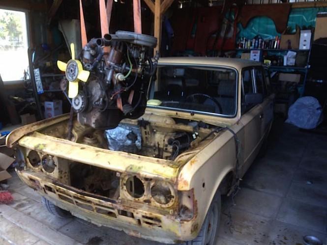 Nie lubię jak samochód stoi na warsztacie ileś lat, czyli historia odbudowy Fiata kombi
