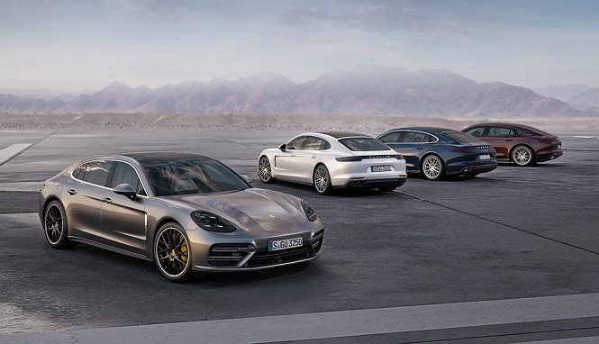 Porsche Panamera będzie dostępne w wydłużonej wersji Executive