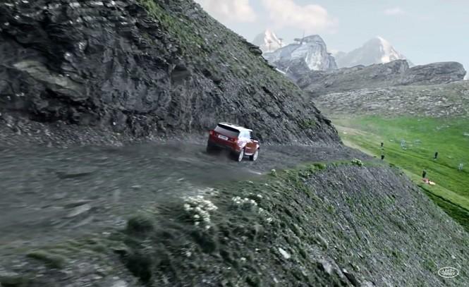 Range Rover Sport pokonał trasę wyścigu Inferno