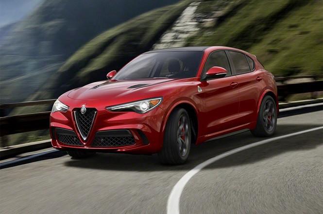 Alfa Romeo Stelvio - pierwszy SUV włoskiej marki