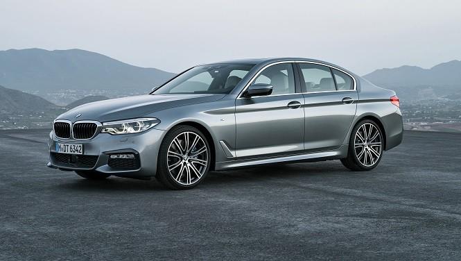 BMW prezentuje ceny nowej Serii 5