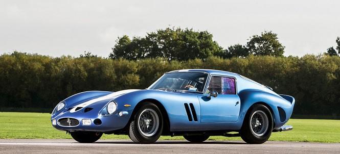 To Ferrari 250 GTO może stać się najdroższym autem na świecie!
