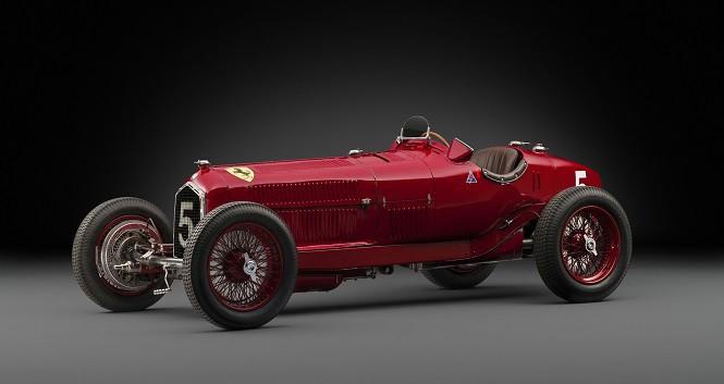 Bardzo rzadka Alfa Romeo Tipo B P3 została wystawiona na sprzedaż