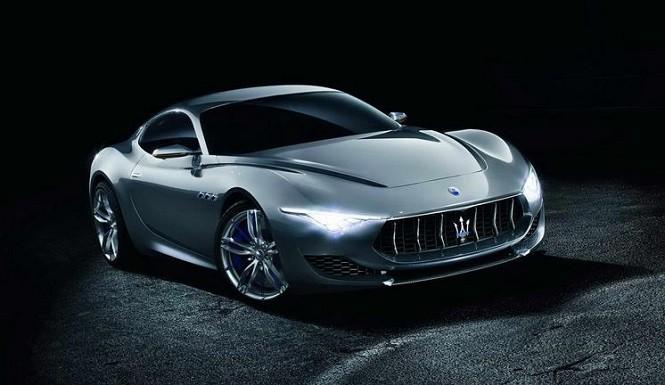 Maserati Alfieri zadebiutuje w 2019 roku