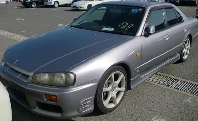 Wyjątkowe ogłoszenie - Nissan Skyline R34 Sedan GT Turbo na sprzedaż