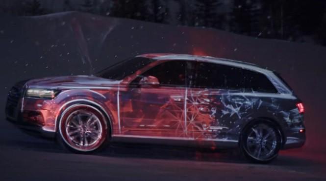 Niecodzienna reklama Audi
