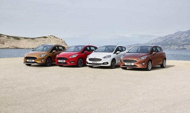 Oto nowy Ford Fiesta