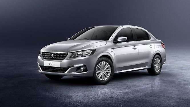Peugeot 301 przeszedł facelifting