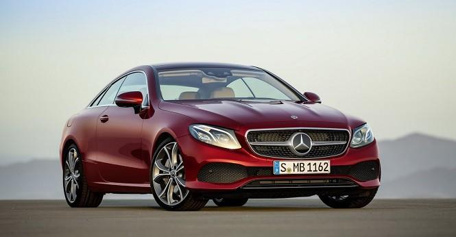 Mercedes-Benz Klasy E Coupe: nowość w gamie stuttgarckiej marki