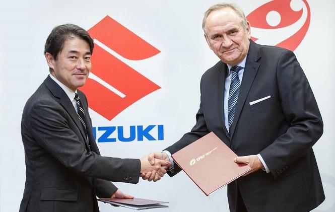 Suzuki wesprze polskich zawodników piłki ręcznej