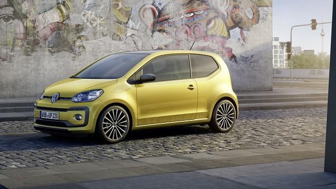 Volkswagen pracuje nad up'em GTI