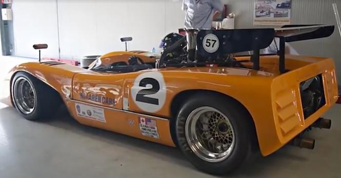 Eargasm #14: McLaren M8C – od razu umawiaj wizytędo laryngologa