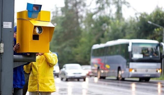 Fotoradary na terenie Warszawy znów będą działać