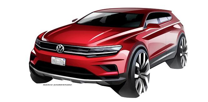 Volkswagen Tiguan Allspace pojawi się w przyszłym roku