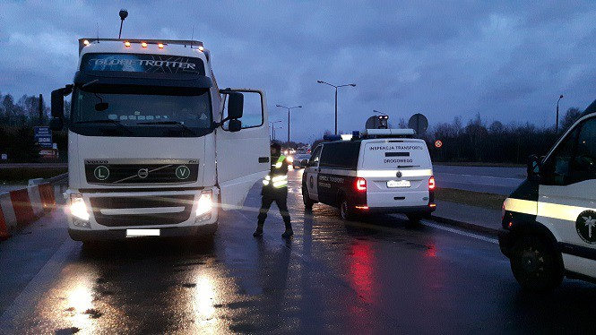 Kontrole ITD w Budzisku: kierowcy z Rosji i Litwy nie są bezkarni