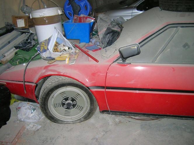 Ultrarzadkie BMW M1 odnalezione po 34 latach!