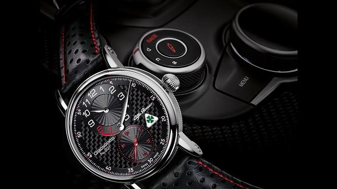 Zegarek dla fana Alfy Romeo