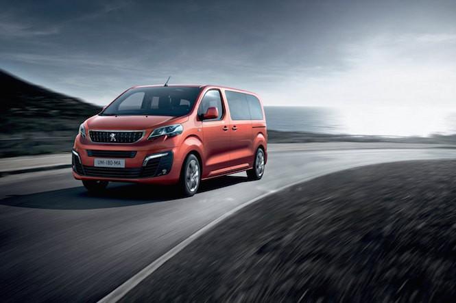 Peugeot Traveller: biznesklasa na autostrady