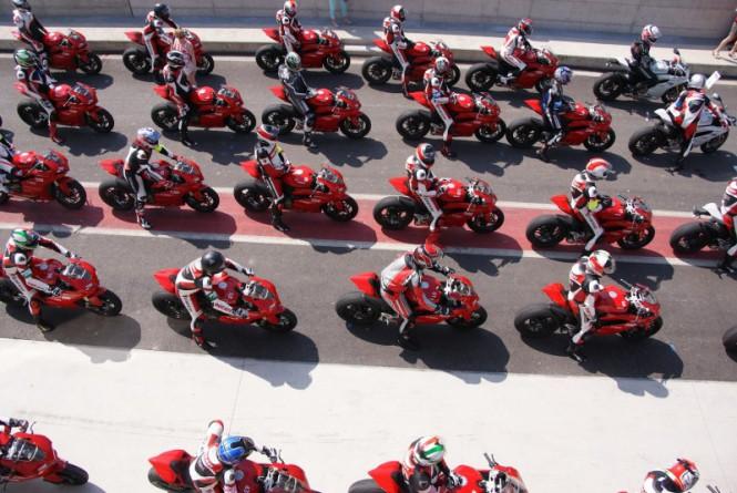 Startuje Ducati Riding Experience 2016