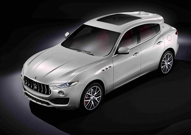 Pierwszy SUV Maserati już jest!