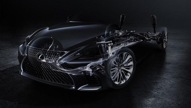 Debiut nowego Lexusa LS już w przyszłym tygodniu