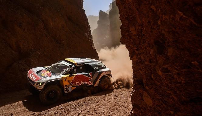 Dobra passa Peugeota na Rajdzie Dakar