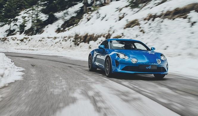 Alpine A110 zadebiutowało na salonie samochodowym w Genewie