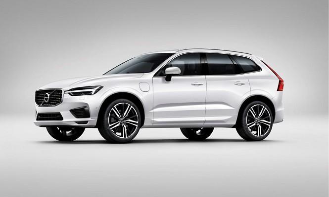 Nowe Volvo XC60 oficjalnie