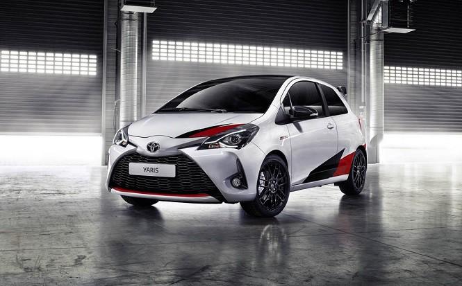 Yaris GRMN – nowy hot hatch Toyoty debiutuje na targach w Genewie