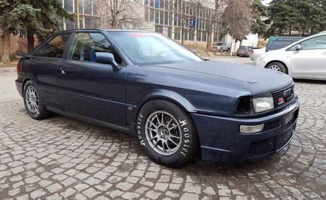 1100-konne Audi Coupe zostało wystawione na sprzedaż