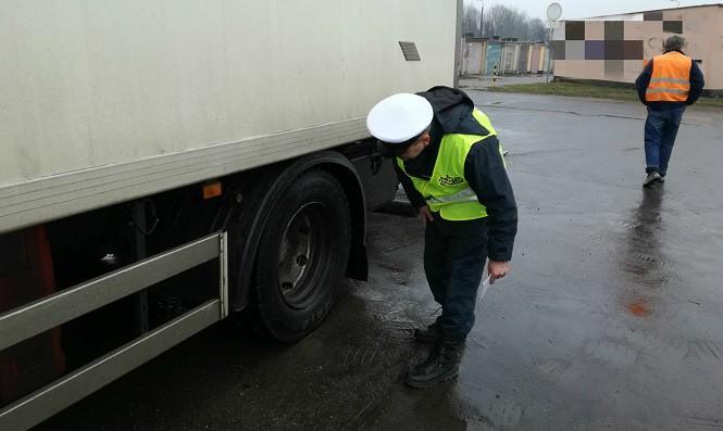 GITD skontrolowało stan techniczny 60 pojazdów z województwa warmińsko–mazurskiego