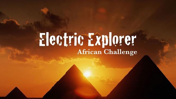 Arkady P. Fiedler przejedzie samochodem elektrycznym przez całą Afrykę