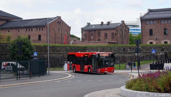 Dwa nowe Solarisy Urbino 12 electric dołączą do największej ekologicznej floty autobusowej w Norwegii