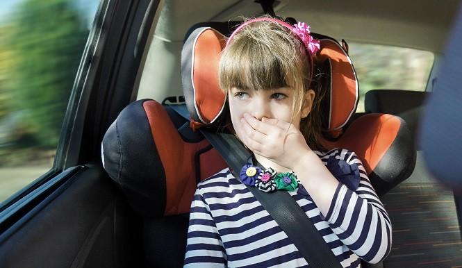 Ford radzi jak uniknąć choroby lokomocyjnej