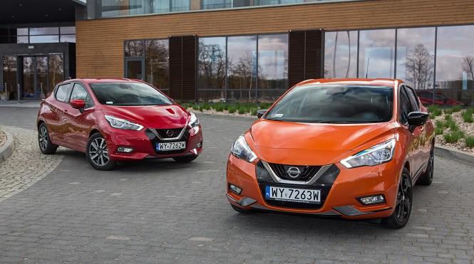 Rekordowe wyniki sprzedaży Nissana w Europie